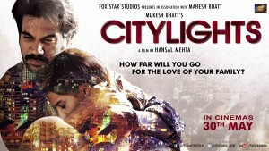 Top 10 critically acclaimed Bollywood Movies Of 2014 - City Lights at no. 10
